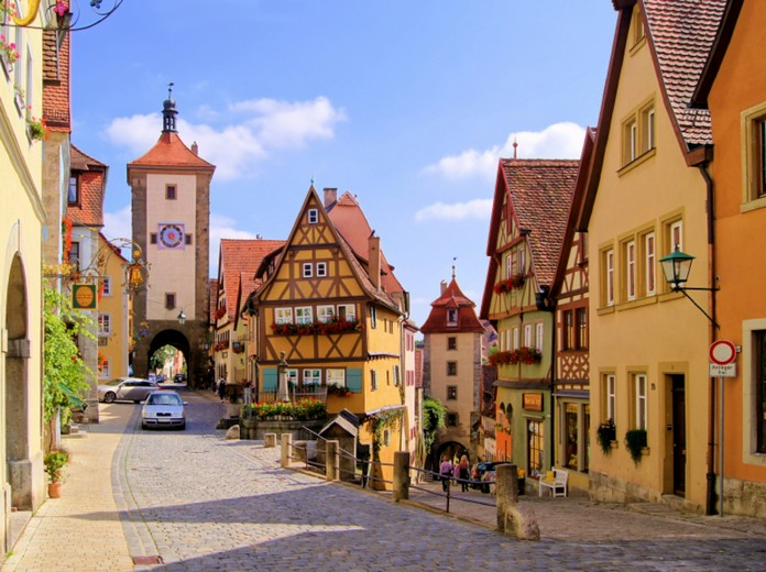 Most Beautiful Medieval Cities In Europe Best Of Greece Page - 10 most enchanting towns in germany